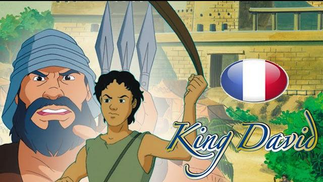 LE ROI DAVID | KING DAVID FR (film complet)