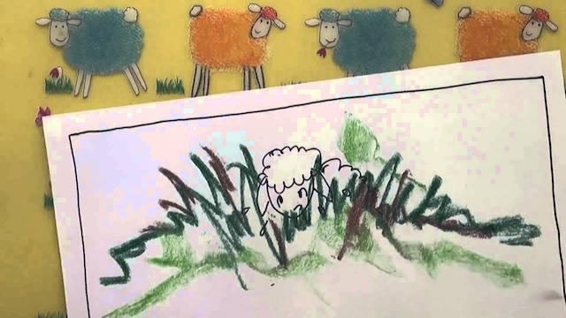 Parabole du mouton retrouvé pour enfants