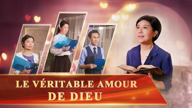 Reconstitution avec narration d'une histoire vraie « Le véritable amour de Dieu »