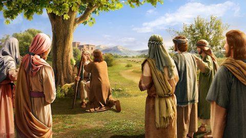 L'histoire De Jésus Guérissant Une Personne Née Aveugle Reflète Trois Types D'attitudes Des Gens Dans Leur Croyance En Dieu