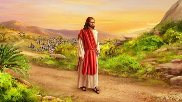 Le Seigneur Jésus