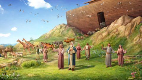 arc en ciel signification bible