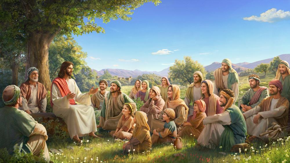 Pardonne soixante-dix fois sept fois L'amour du Seigneur