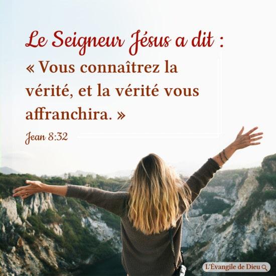 Évangile du jour — Pratiquer la parole de Dieu pour obtenir la libération et la liberté