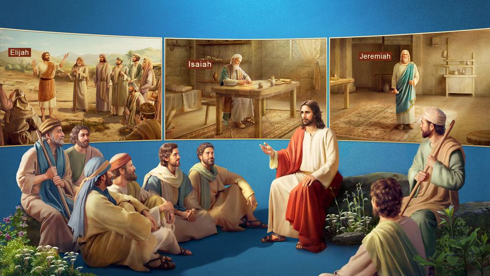 Quelle est la différence entre les paroles de Dieu transmises par les prophètes à l'ère de la Loi et les paroles de Dieu exprimées par Dieu incarné