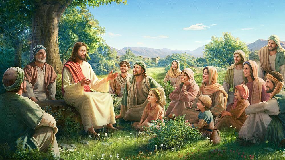 On doit comprendre que le message répandu par le Seigneur Jésus à l'ère de la Grâce n'était que le chemin de la repentance.
