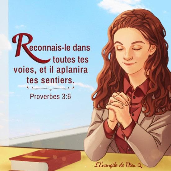 Évangile du jour — Si l'on compte sur Dieu de tout son cœur on trouve toujours un issue