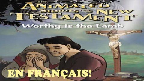 La Passion Du Christ! DESSIN ANIME POUR TOUS!! Pâques