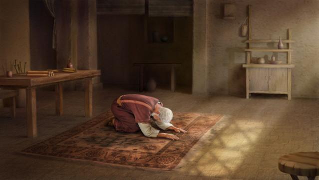L'Éternel a donné, et l'Éternel a ôté ; que le nom de l'Éternel soit béni
