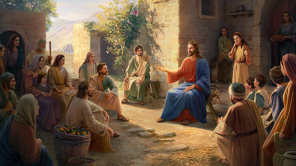 l'essence divine de Christ