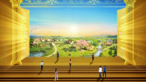 XIV Paroles sur les prophéties de la beauté du royaume et la destination de l'humanité, sur les promesses et les bénédictions de Dieu