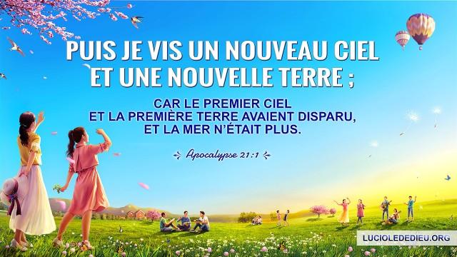 Les prophéties bibliques sur les nouveaux cieux et la nouvelle terre