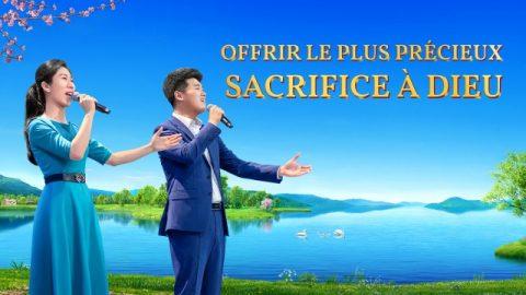 Louange et Adoration chrétienne — Offrir le plus précieux sacrifice à Dieu