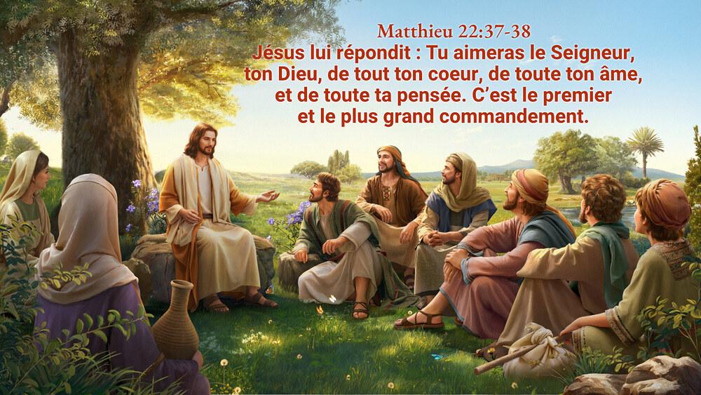 Versets bibliques sur faire la volonté de Dieu