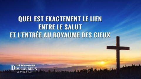 Film chrétien « Des souvenirs douloureux »  (Partie 4/5)